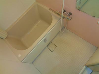 【浴室】エルムハウス鷹合