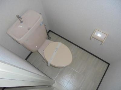 【トイレ】メゾン栄