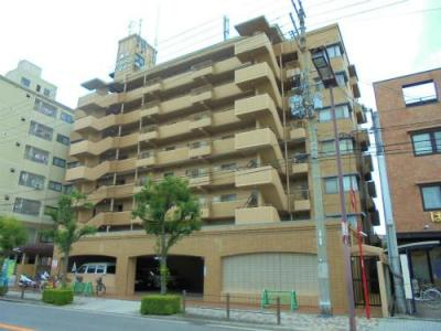 【外観】駒川グリーンマナー