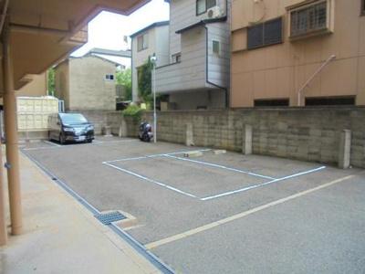 【駐車場】駒川グリーンマナー