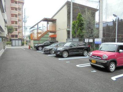 【駐車場】ソレーユ司