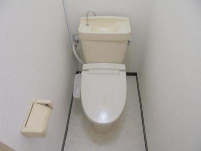 【トイレ】公園南ハイツ司
