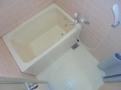 【浴室】公園南ハイツ司