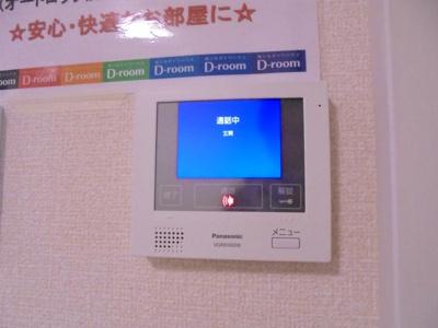 【セキュリティ】メゾン・ラフィーネ