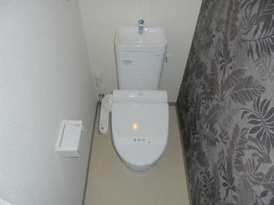 【トイレ】フジパレス今川EAST