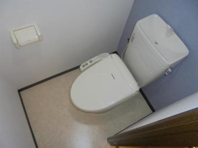 【トイレ】クレール針中野