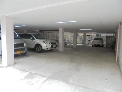 【駐車場】クレール針中野