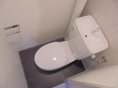 【トイレ】光和ハイツ