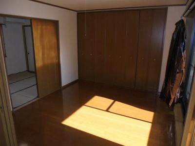【洋室】コーポイトー別館