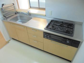 【キッチン】シャーメゾンバンブー