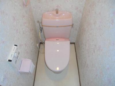 【トイレ】ウィズテリア針中野