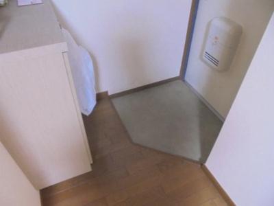 【玄関】ウィズテリア針中野