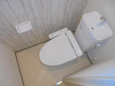 【トイレ】フジパレス田辺3番館