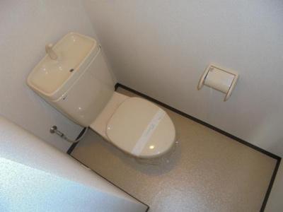 【トイレ】バンブーコートⅠ番館