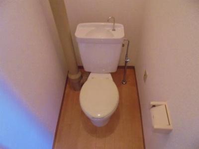 【トイレ】ドミール春光