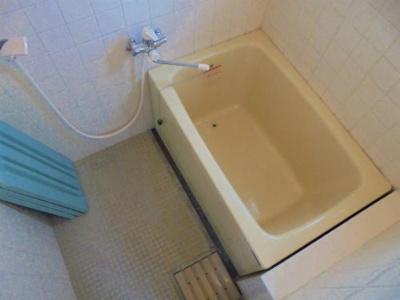 【浴室】ドミール春光