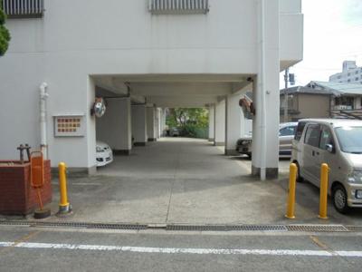【駐車場】ドミール春光