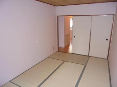 【寝室】コーポアイ