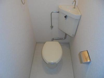 【トイレ】コーポアイ