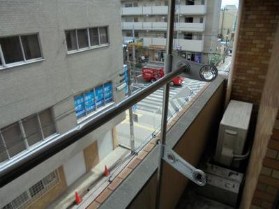 【バルコニー】高橋ビル