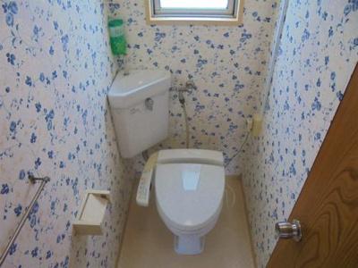 【トイレ】マンション葉月