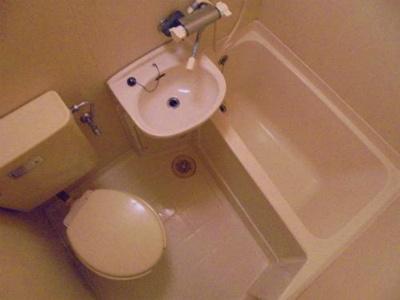 【浴室】プレアール針中野