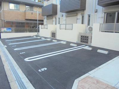 【駐車場】ハイムサンパティII