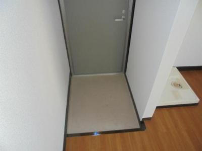 【玄関】エバー針中野