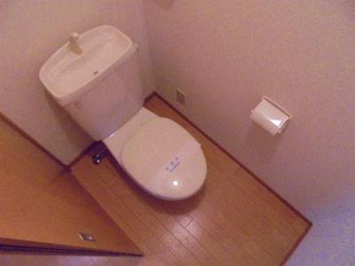 【トイレ】カーム東住吉