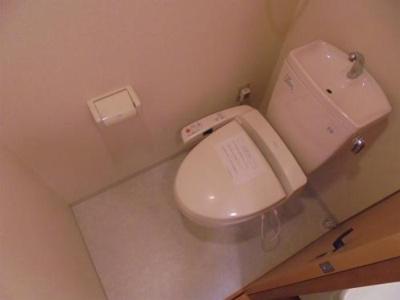 【トイレ】マンション芦紅