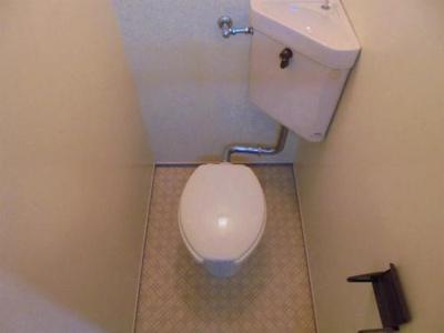 【トイレ】針中野ハイツ