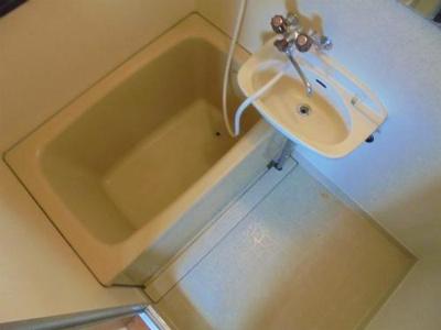 【浴室】針中野ハイツ