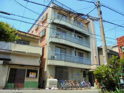 【外観】GS駒川