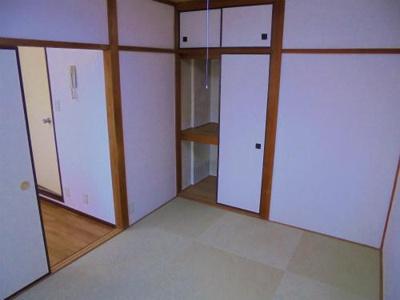 【和室】駒川マンション