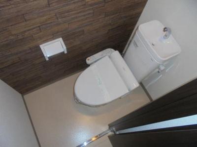 【トイレ】フジパレス中野1番館