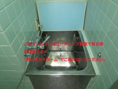 【浴室】ヴィラ山坂