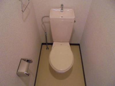 【トイレ】レジデンス山下