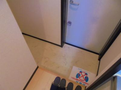 【玄関】フジパレスソレイユI