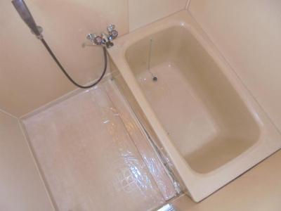 【浴室】サンライズハイツ