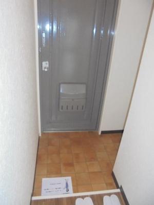 【玄関】サンライズハイツ