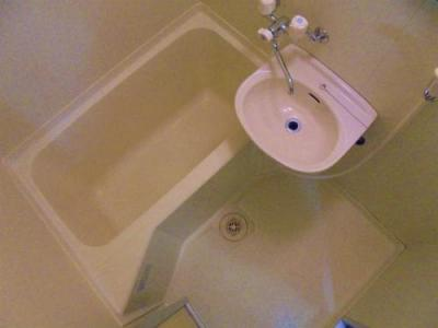 【浴室】プレジオールKOMAGAWA