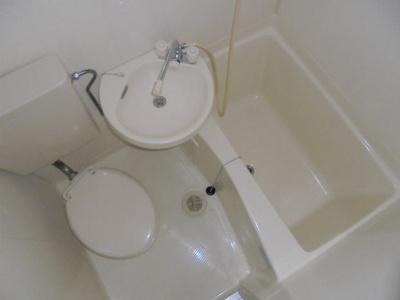 【浴室】シティコーポ西今川