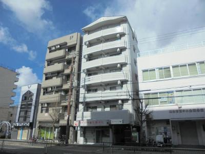 【外観】ファイブコート駒川