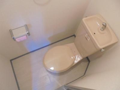 【トイレ】ファイブコート駒川