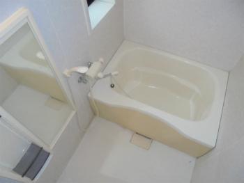【浴室】アレカノハイツ