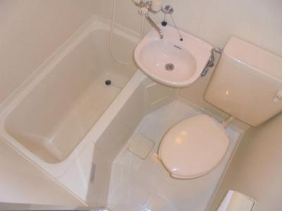 【浴室】ノエルコート