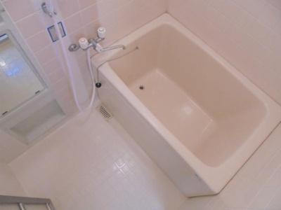 【浴室】サンハイツ駒川