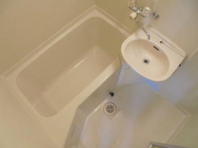 【浴室】カーサ東住吉5