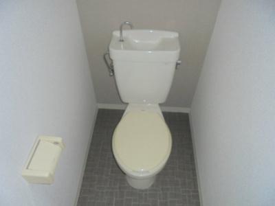 【トイレ】グランコーポ西川