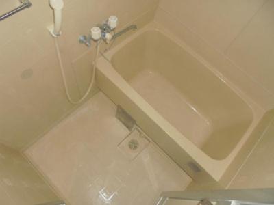 【浴室】メゾン中野